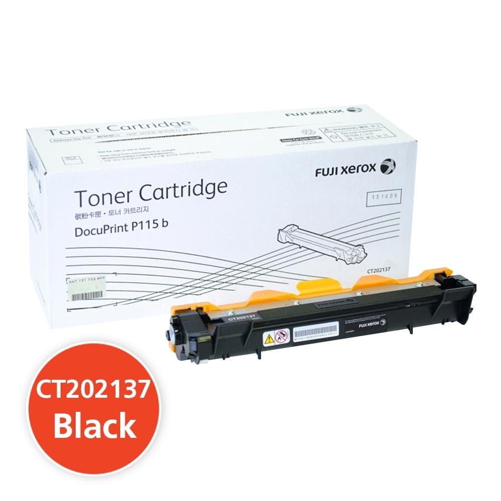 Jual Toner Cartridge Fuji Xerox Original Ct202137 Docuprint 115 Fujixerox Dpm115z Series Fotocopy Tokopedia