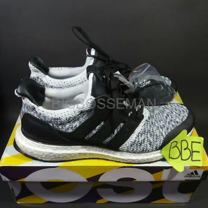 1bae40d02dfe54 PROMO BBE Adidas Ultraboost 4 0 Sns Oreo BNIB 100 GRADE ORIGINAL REAL