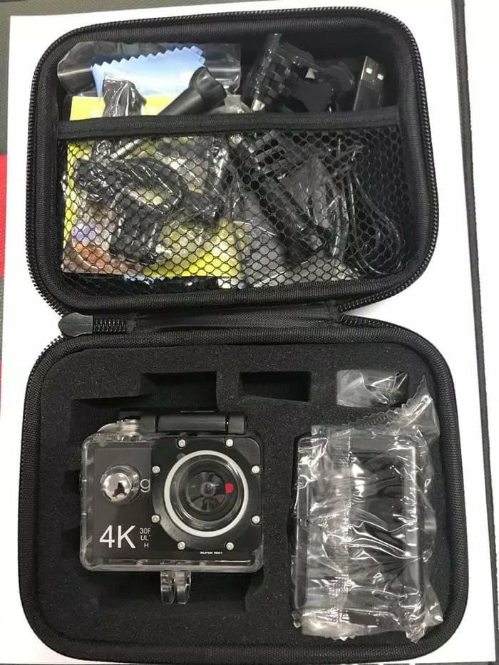 KOGAN Action camera 4K NV Ultra HD-16MP WIFI Action Sport