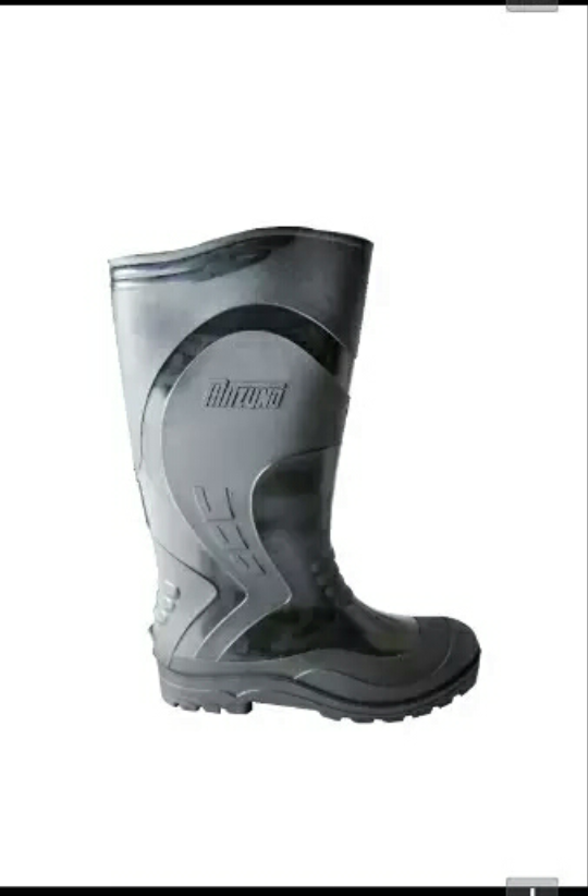 Jual New Sepatu boots panjang Safety Terbaik Mitzuno boot karet SNI ... 11d1b9da7c