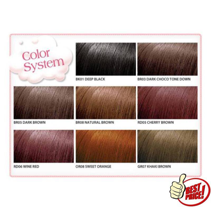 PENAWARAN Etude House Hair Bubble Coloring - Cat Pewarna Rambut 2f258665ad