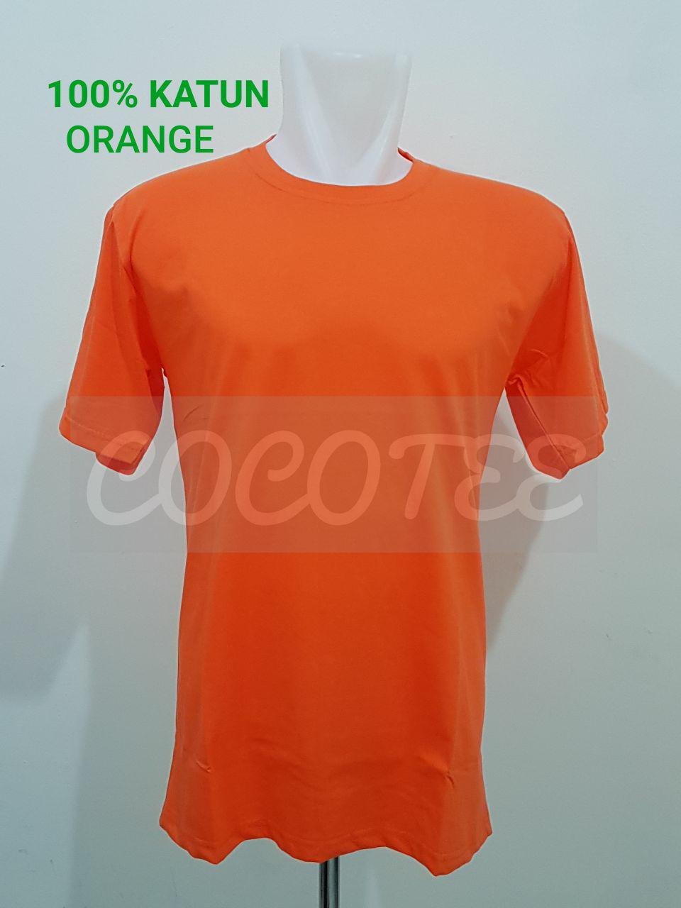 Jual Kaos Polos Anak Usia 7 10 Tahun 100 Katun Combed 30s Size 3 Baju Cowo Cewe Cocotee Tokopedia