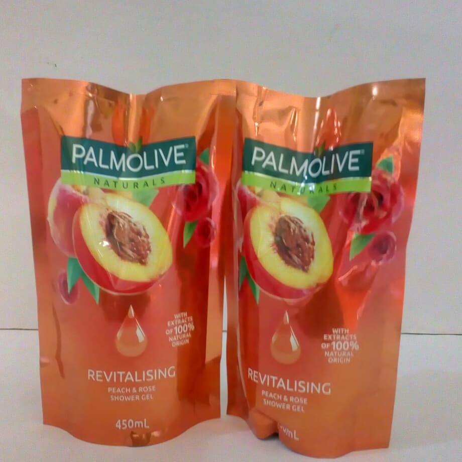 Jual Palmolive Naturals Revitalising 450ml Shower Gel Sabun Mandi Cair Doyan Belanja Tokopedia