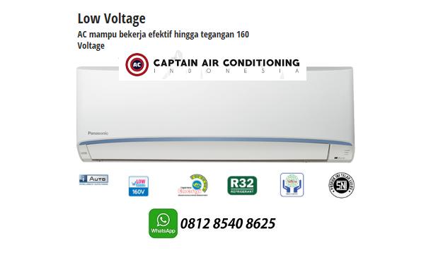 Jual AC SPLIT PANASONIC LN-09TKJ 1 PK Low Voltage UNIT ONLY - DKI