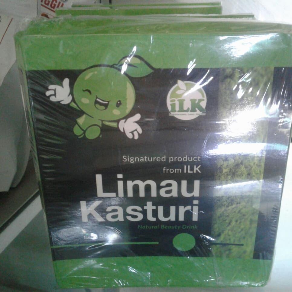 Jual Limau Kasturi Ilk Original Hermat Herbal Tokopedia New