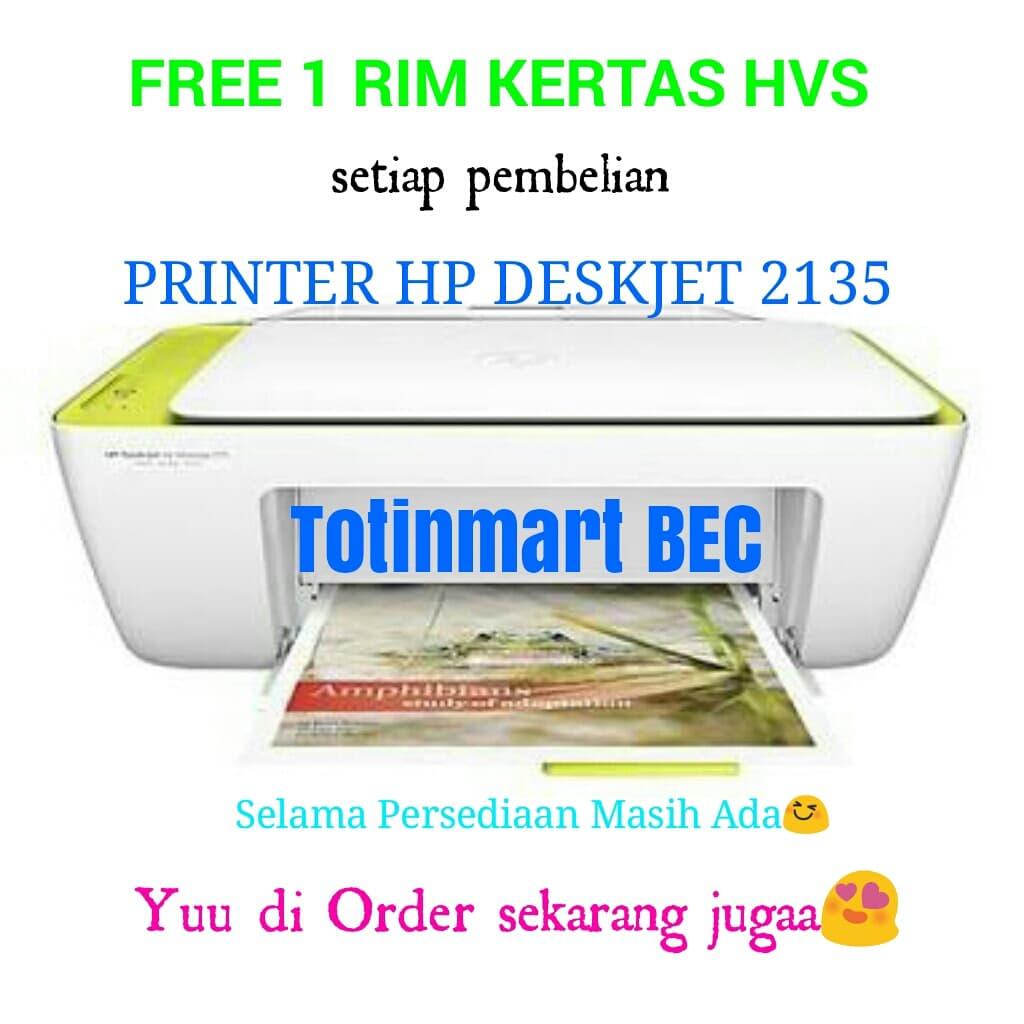 Jual Printer Hp Deskjet Ink Advantage 2135 Totinmart Bec Tokopedia