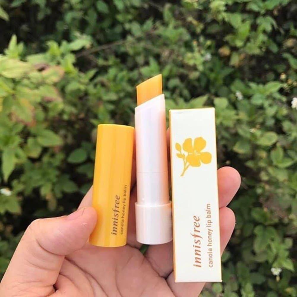 Jual Innisfree Canola Honey Lip Balm Deep Moisture 35gr Tcash Baru Nyx Butter Gloss