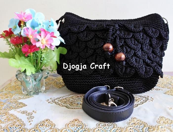 ... Djogja Klasik Craft Tas Rajut Nilon Sisik - Tosca. Source · 2953310_93765eb8-4974-4434-b518-f127c6ac1c1e_700_534.jpg