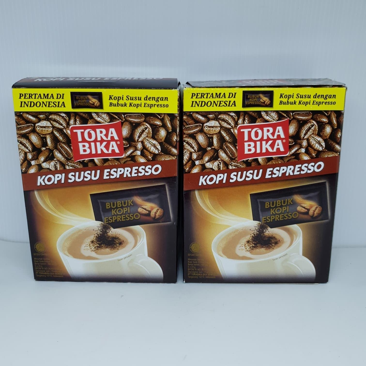 Jual Tora Bika Kopi Susu Espresso Minuman Serbuk Gula Krimer Old Town White Coffee 3 In 1 Classic Klasik Torabika