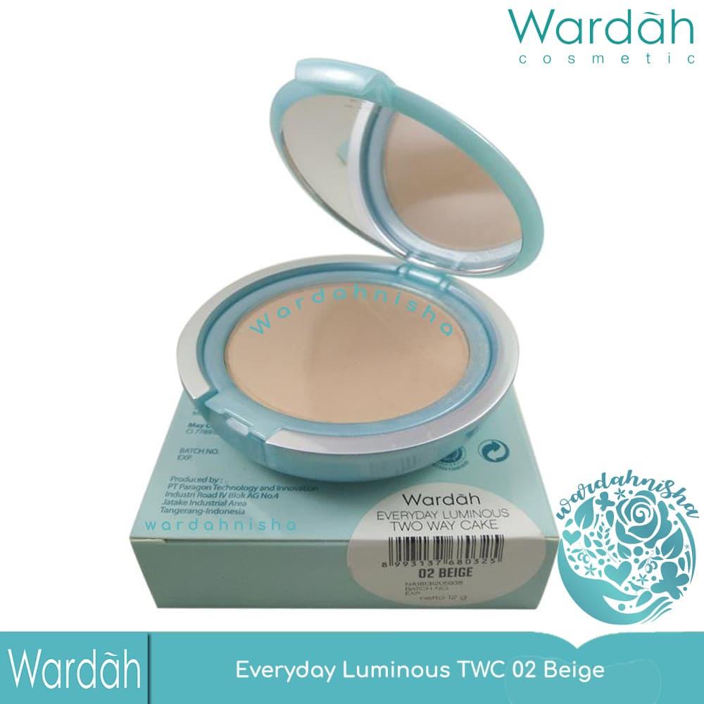 Detail Gambar Wardah Refill Everyday Luminous Two Way Cake 12 gr 02 Beige Terbaru. Source · 17642065_69c84b7c-a6c4-4085-9391-b6d9ad71b4e6_1000_1000.jpg