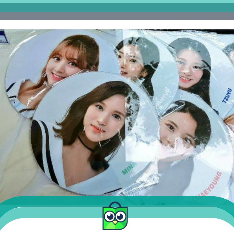 Jual READY Kipas Twice / Image Picket Twice Official All