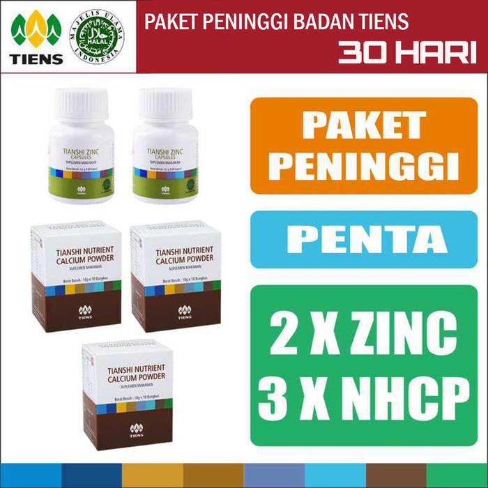 obat herbal paket peninggi Promo!! Paket Peninggi Badan Berkualitas