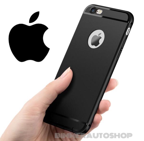 Slim Silicon Iphone 6 Plus/6+ Casing Tipis Karet Soft Case Anti Debu