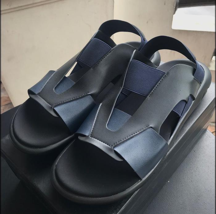 cab5624bd Jual Murah Adidas Sandal Y3 Yohji Yamamoto Qasa Elle Black Blue ...