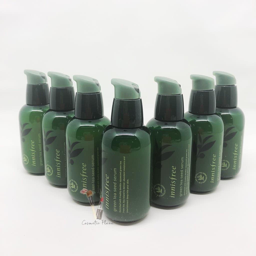 Jual Lavenderstore Innisfree Green Tea Seed Serum 80ml Lavender The Store 09 Tokopedia