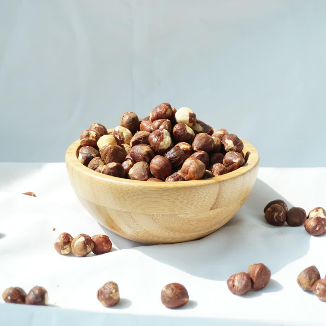 Jual Hazel Nut - 500g - Genki Plant .