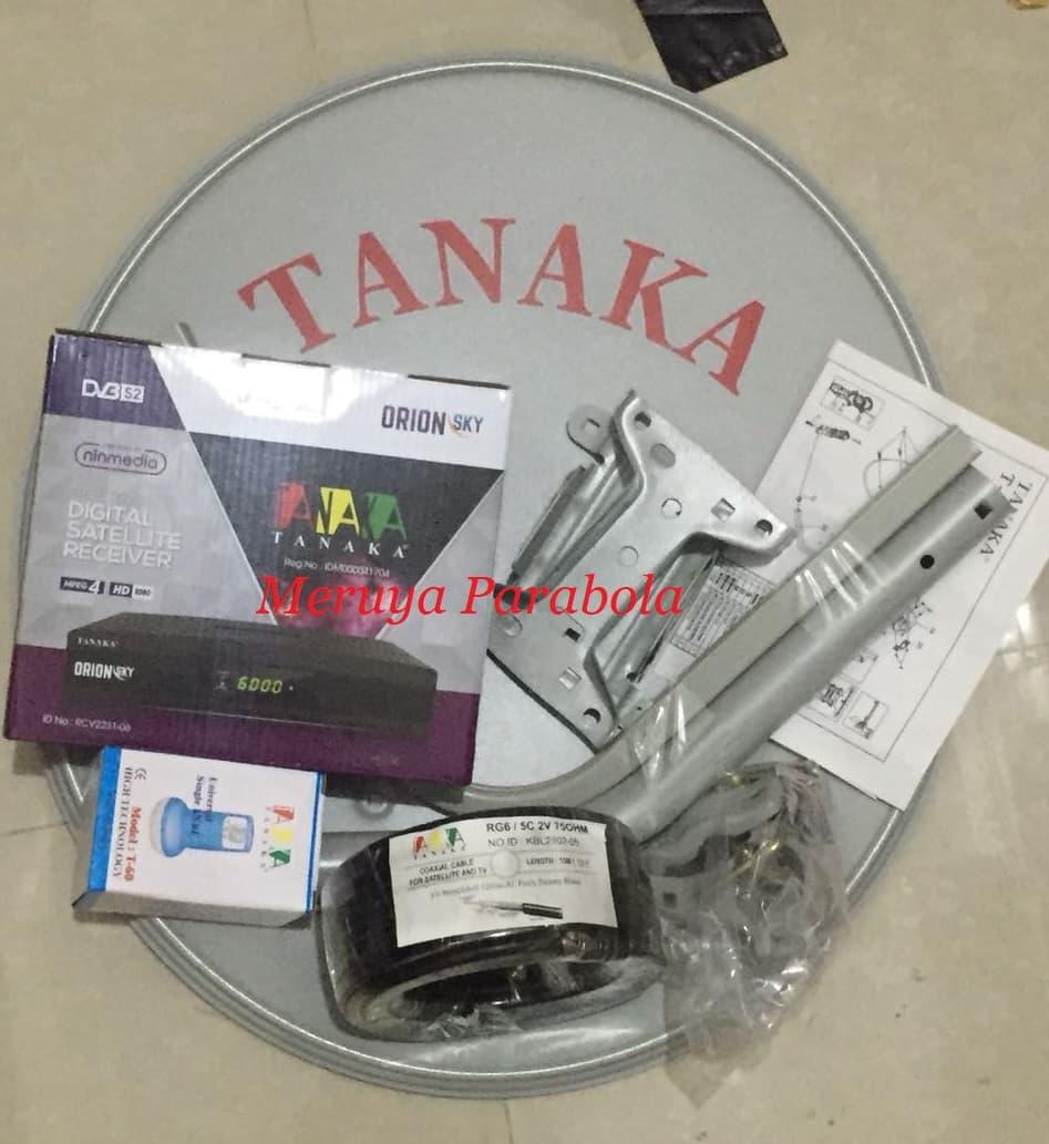 Promo Receiver Ninmedia Lbs Sky Update 2018 Tanaka Orion Jual Paket Meruya Parabola Tokopedia