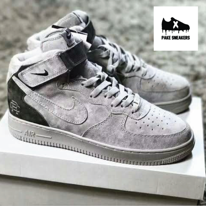 new product e3d62 01b5f Jual Nike Air Force 1 Mid Reigning Champ PREMIUM QUALITY - DKI Jakarta -  Pake Sneakers | Tokopedia