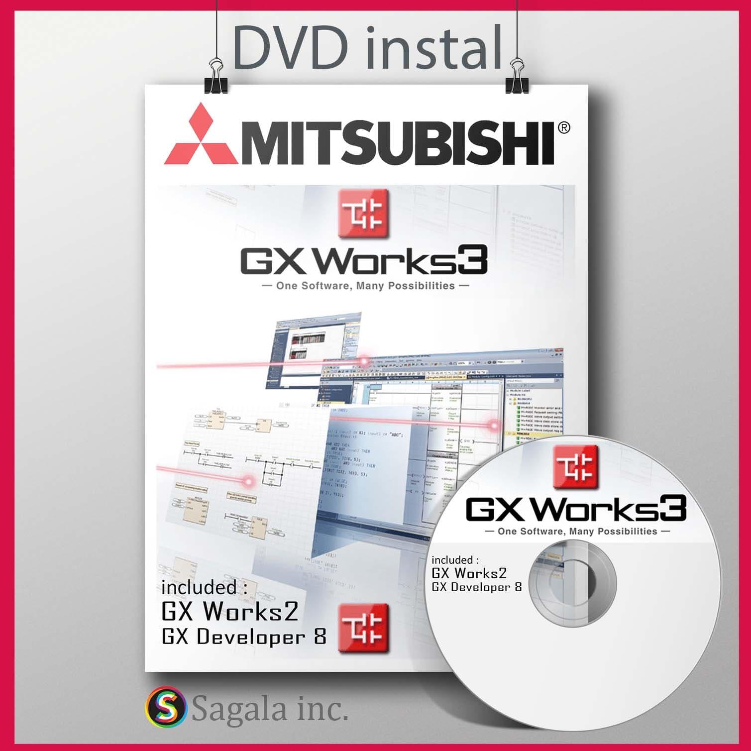 gx works 3 gx work 3 bonus gx works 2 gx work 2 GX