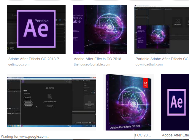 adobe after effects portable 2018