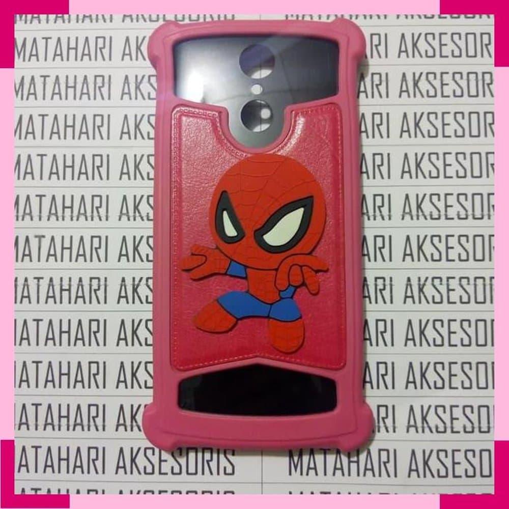 BELI TERBARU Case Advan i6 Karakter 3D Gambar Spiderman Advan i6 Anti Crack bfc0487c9f