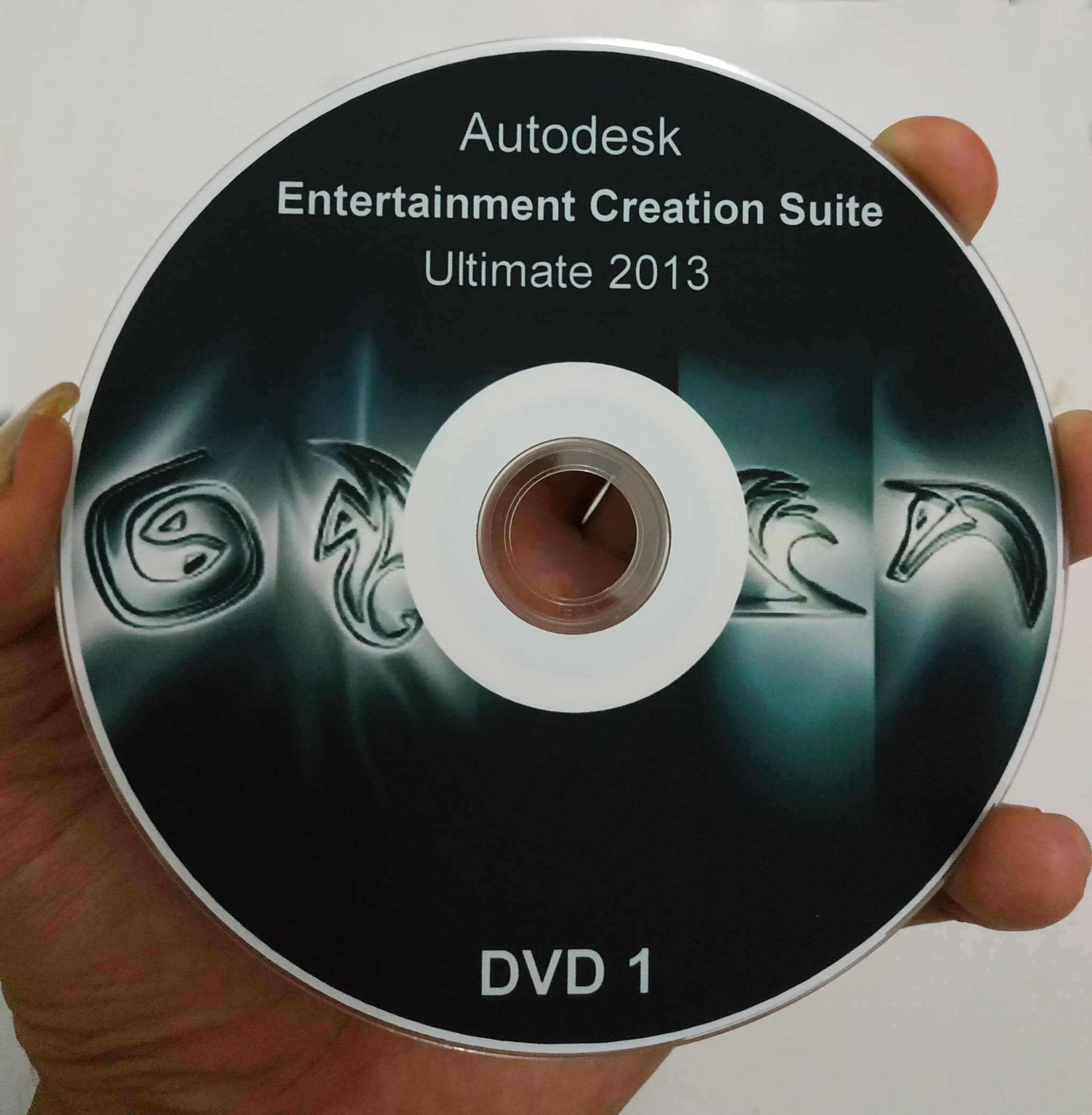 Autodesk Entertainment CSU 2013 3ds Max,Maya,Mudbox dll
