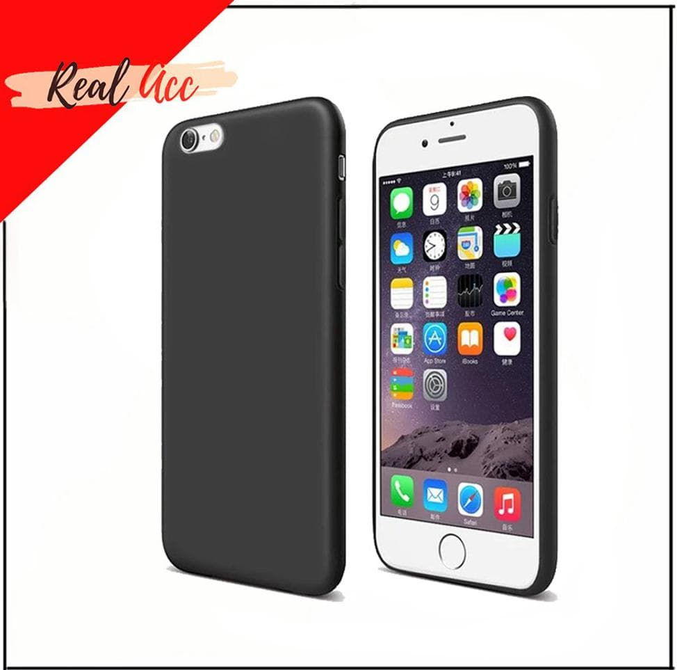 BELI Paling Terlaku Case iPhone 6 6s Case Baby Skin Ultra Slim Softcase TPU 6b9b91994b