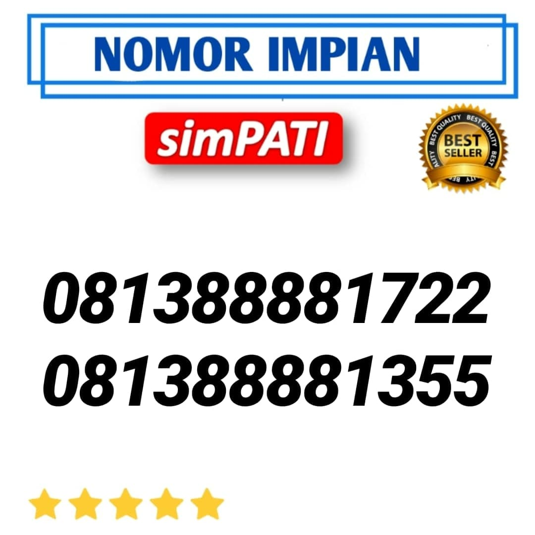 ... Nomor Cantik Telkomsel As Seri kwartet 8888 0852 8888 5099 W10. Source. ' 222070827_3011bce0-0bbd-4aa1-a7e1-194f284c6b1f_1080_1080.jpg