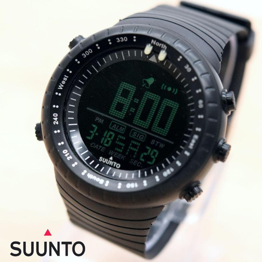 MURAH PROMO!!! JAM TANGAN PRIA SUUNTO CORE SUNTO DIGITAL RC WATCH SHOP 146c1477f7