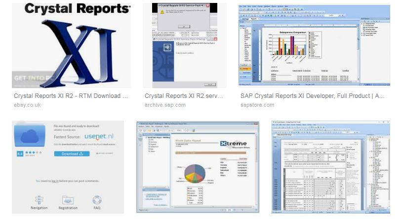 Sap Crystal Reports Xi R2 Developer - Best Photos and Description