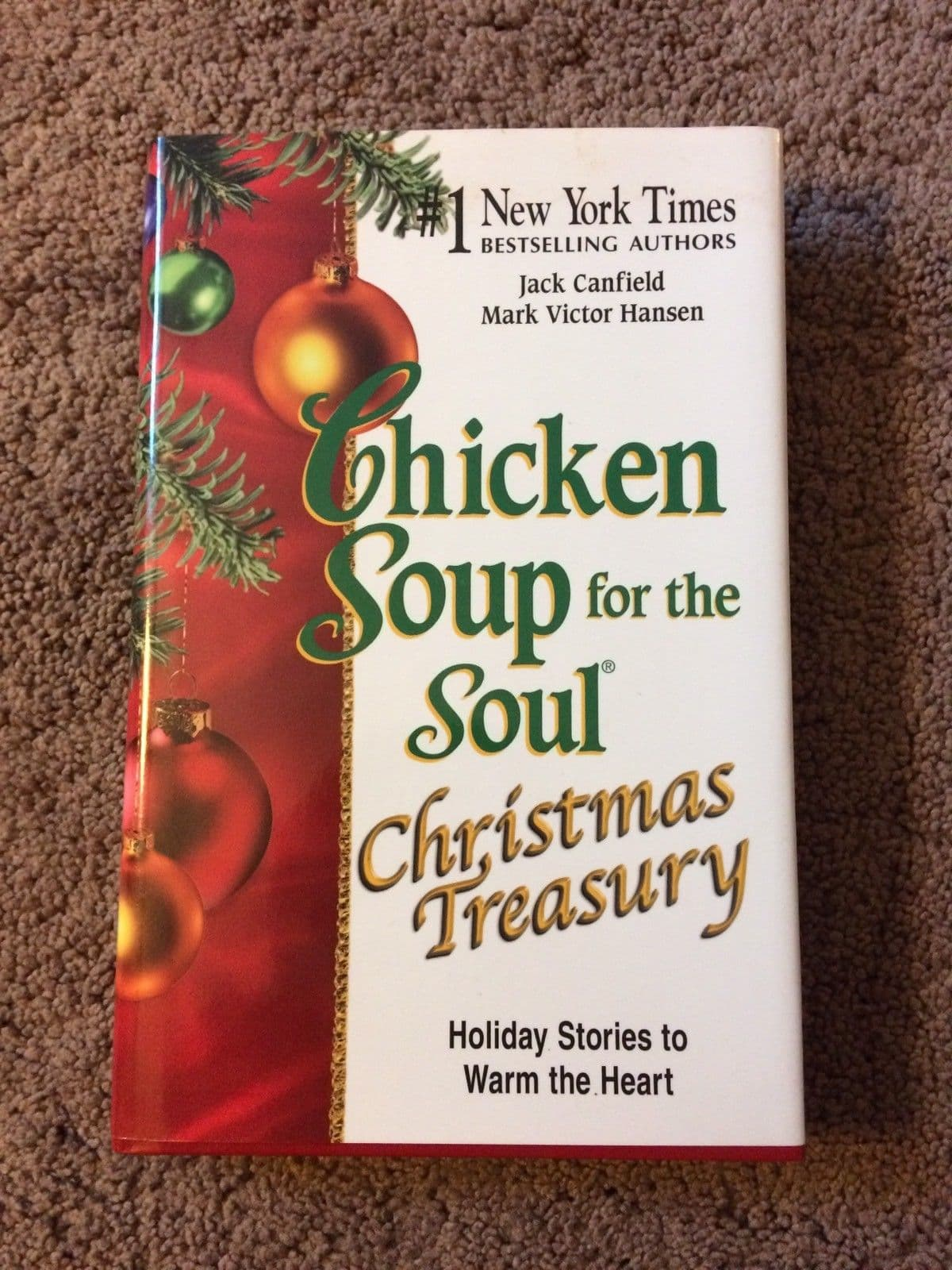 Jual Chicken Soup for the Soul: A Christmas Treasury - Kab