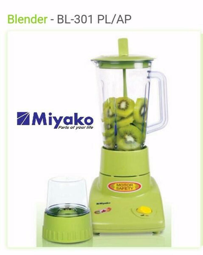 Jual Blender Miyako 2 In 1 Plastik Bl 301 Pl Ap Dki Jakarta