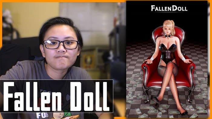 fallen doll game