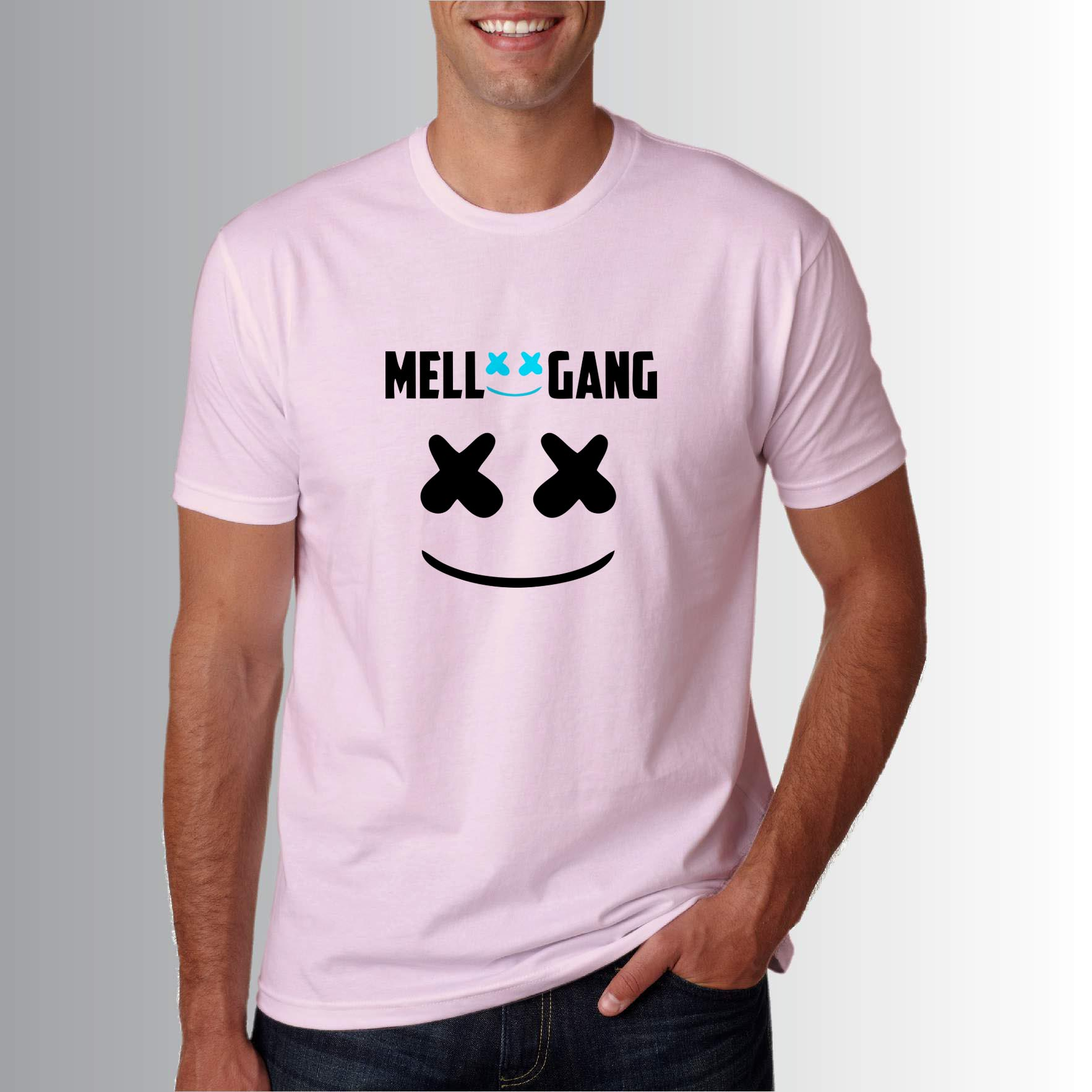 6db31d01253ecd PENAWARAN Kaos T-Shirt Pink Unisex Best Seller Star DJ Marshmello W6185