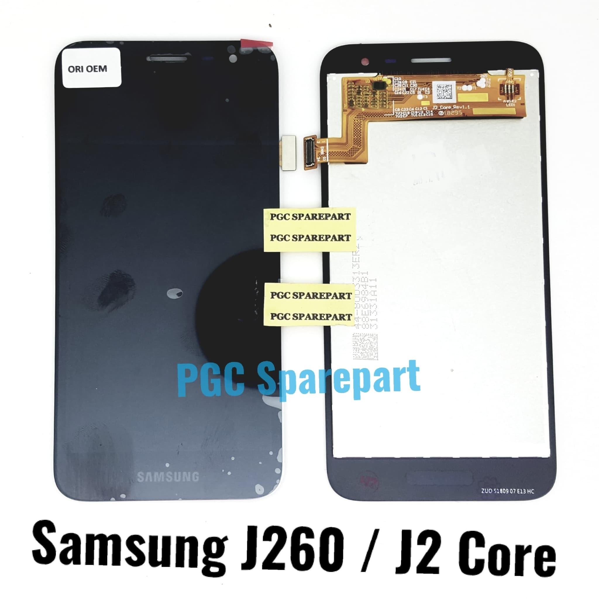 Jual LCD Touchscreen Fuset Original OEM Kontras Samsung