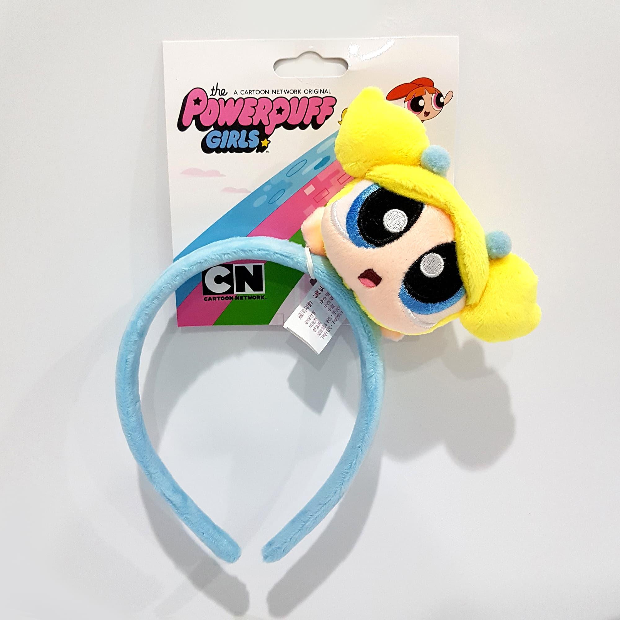 Powerpuff Girls Hairband Bando Bubbles thumbnail
