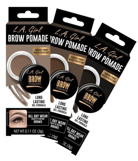 LA Girl - Brow Pomade - Soft Brown thumbnail