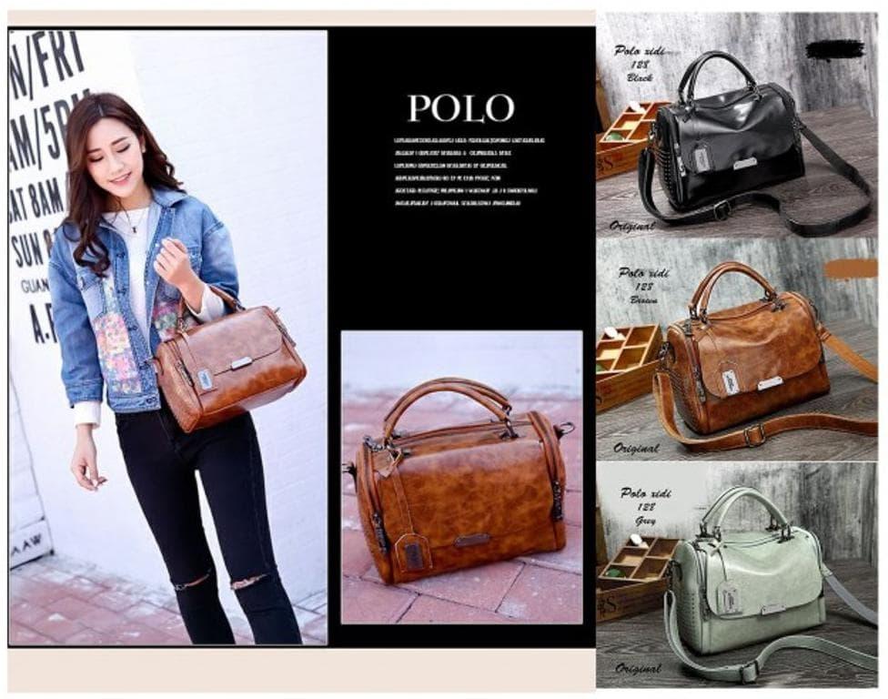 Jual Tas Wanita Polo Xidi Branded Imporr ORIGINAL Fashion Mewah ... 3da16d0b71
