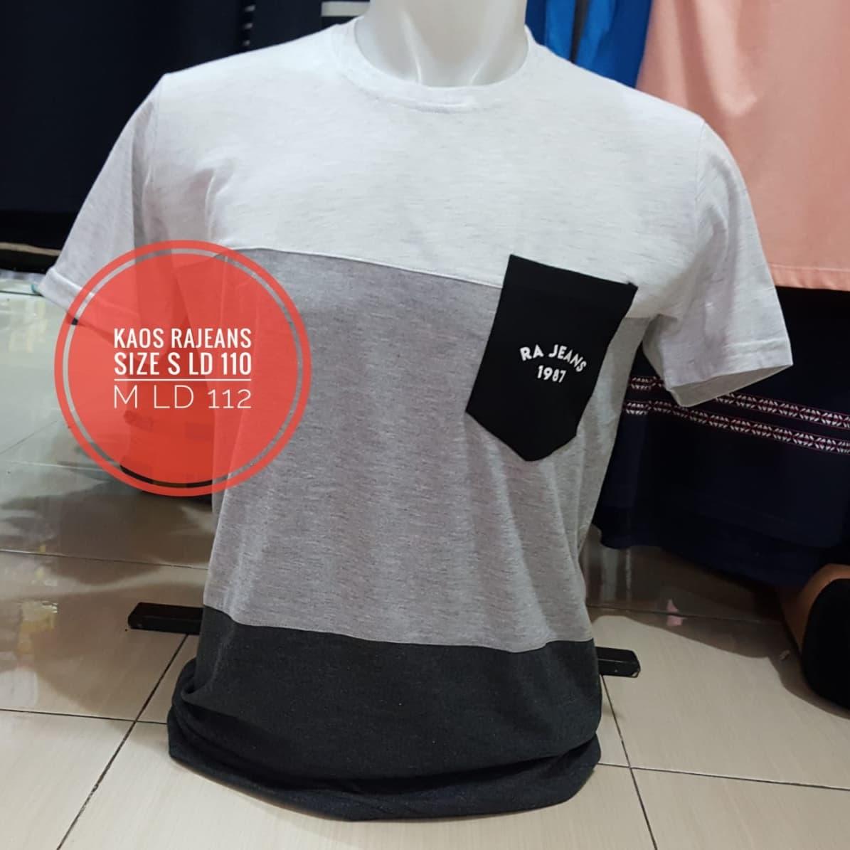 MURAH Kaos Cowo Dewasa Ori Brand RA (Raffi Ahmad) Grosir Murah 54be6de618