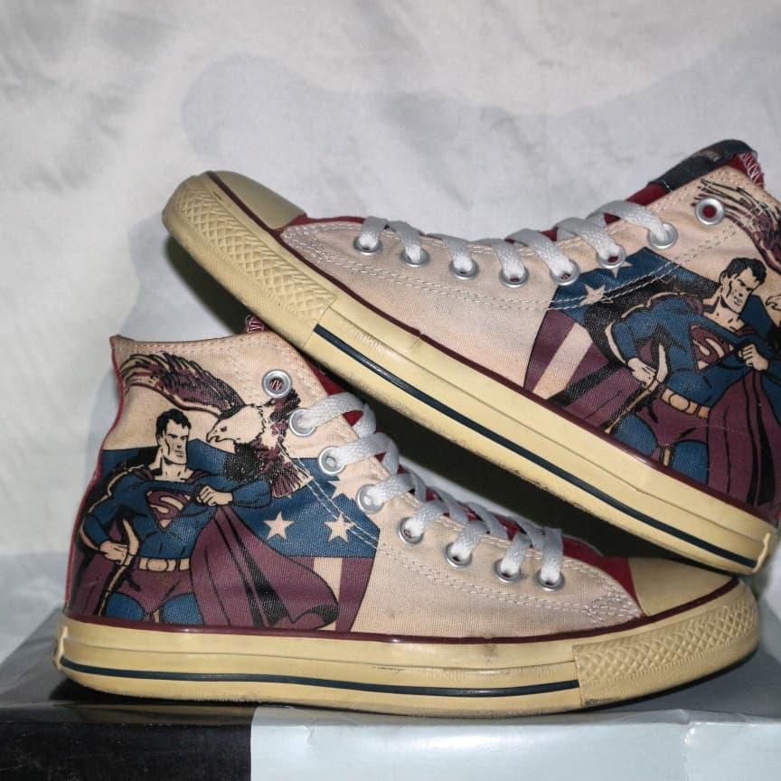 MURAH converse superman 0298a774e9