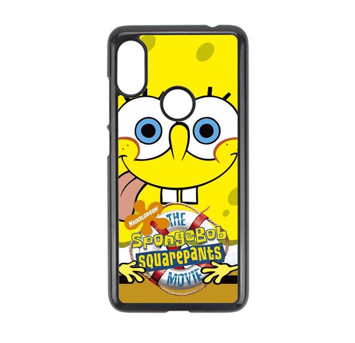 HEMAT Casing Redminote 6 Pro spongebob squarepants W4758 56c8c39537