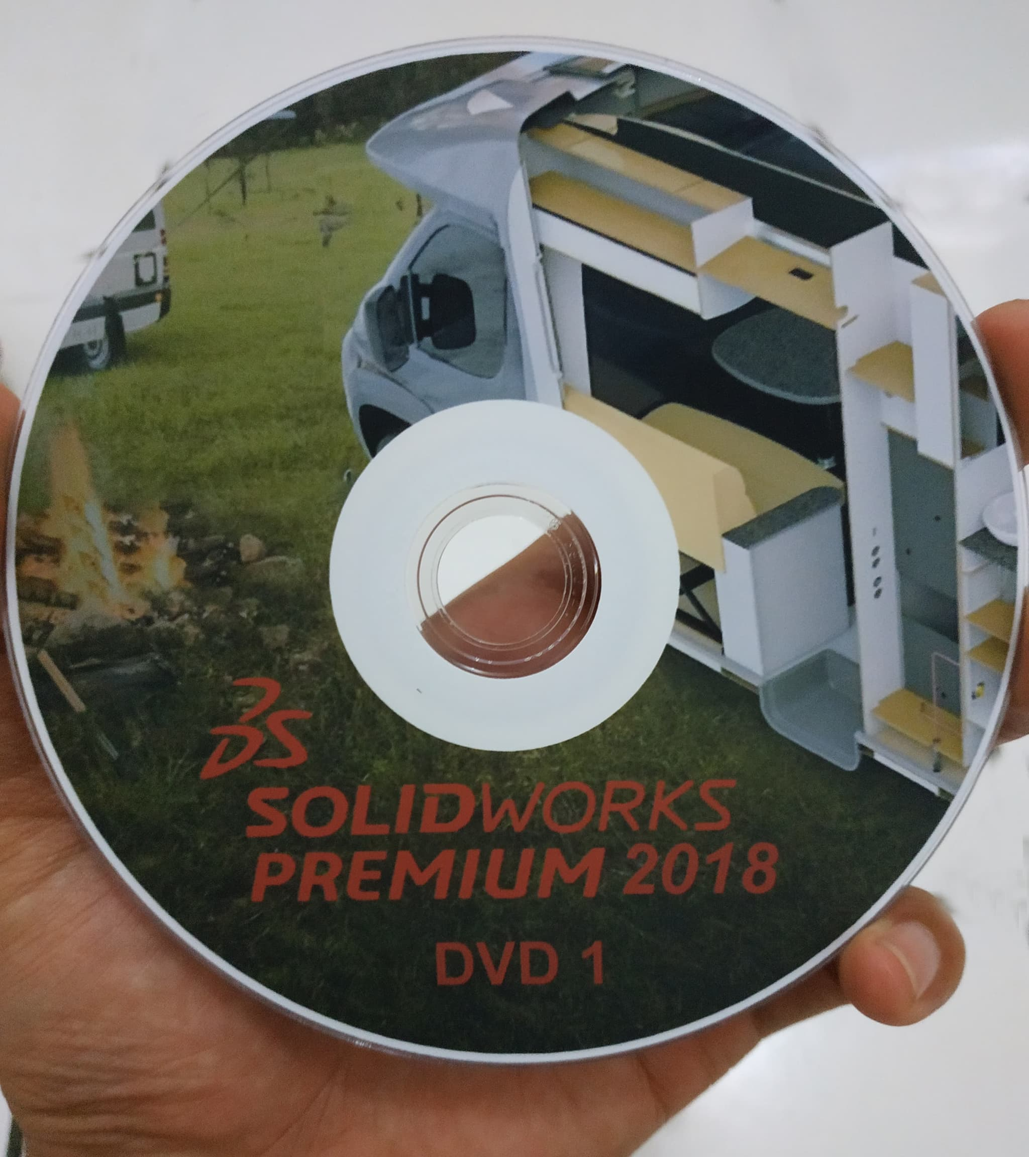 Jual SolidWorks Premium 2018 64bit plus Tutorial sampai Mahir