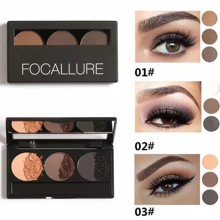 Focallure Eyebrow Powder Palette thumbnail
