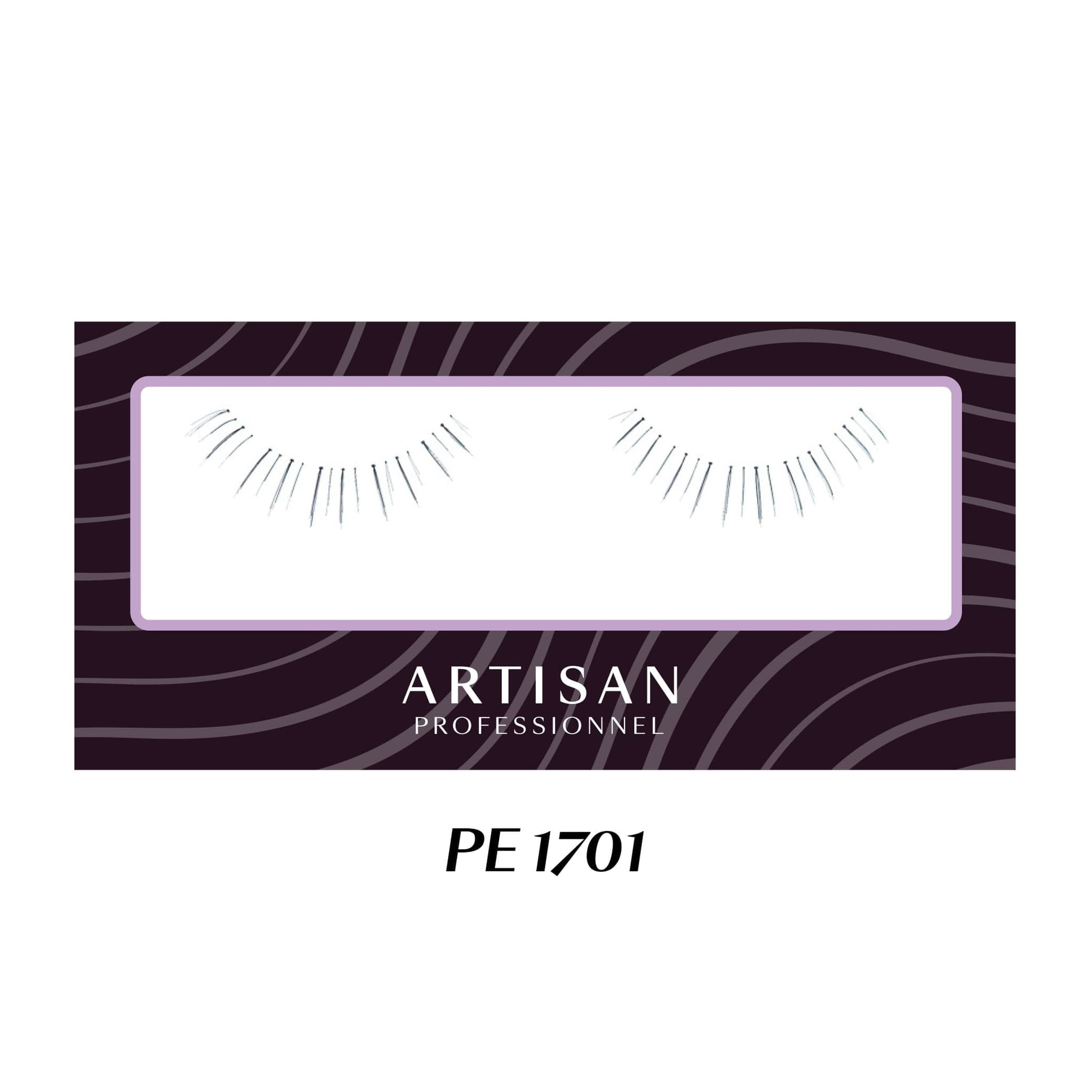 ARTISAN - Petite 1701 x Felicia Sasongko - Bulu mata palsu bawah thumbnail
