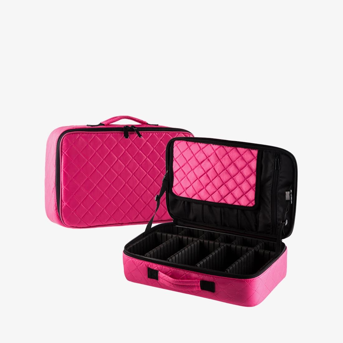 Masami Pink Travel Makeup Bag thumbnail