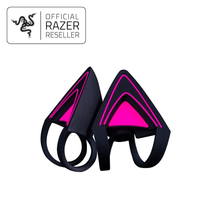 Razer Kitty Ears For Razer Kraken - Green