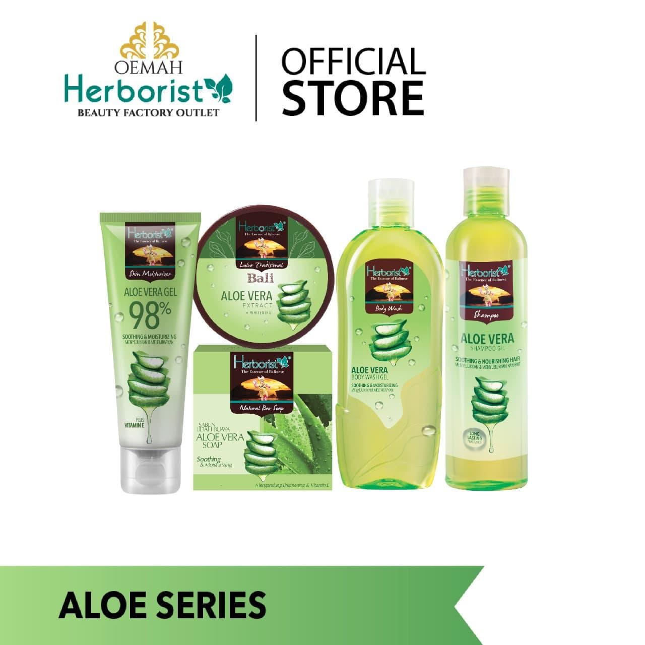 Herborist Paket Aloe Vera Series thumbnail