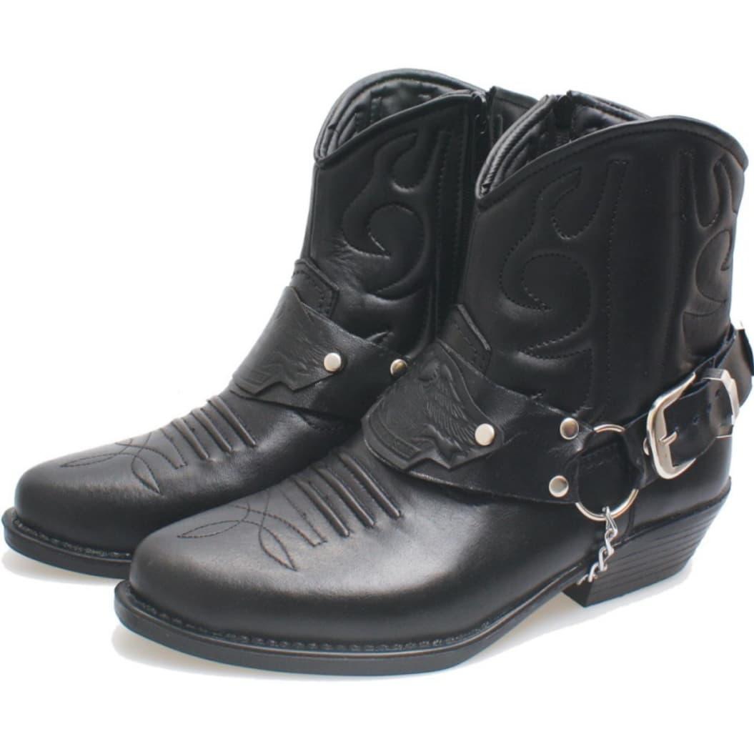 Sepatu Boots Pria Bsm Soga 5