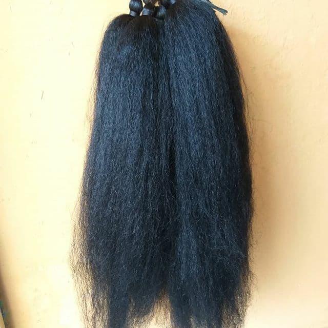 Rambut cemara tanpa tulang thumbnail