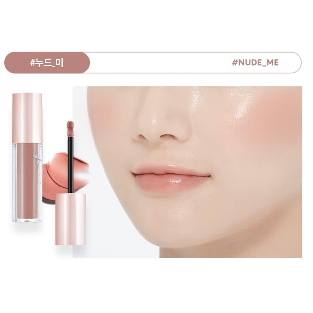 Lip Blush MISSHA Glow Lip Blush Nude_me 2